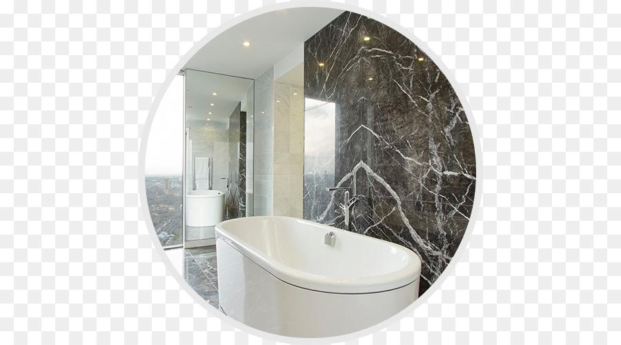 Parete Vasca Da Bagno : Bagno in marmo piastrelle accento parete vasca da bagno vasca da