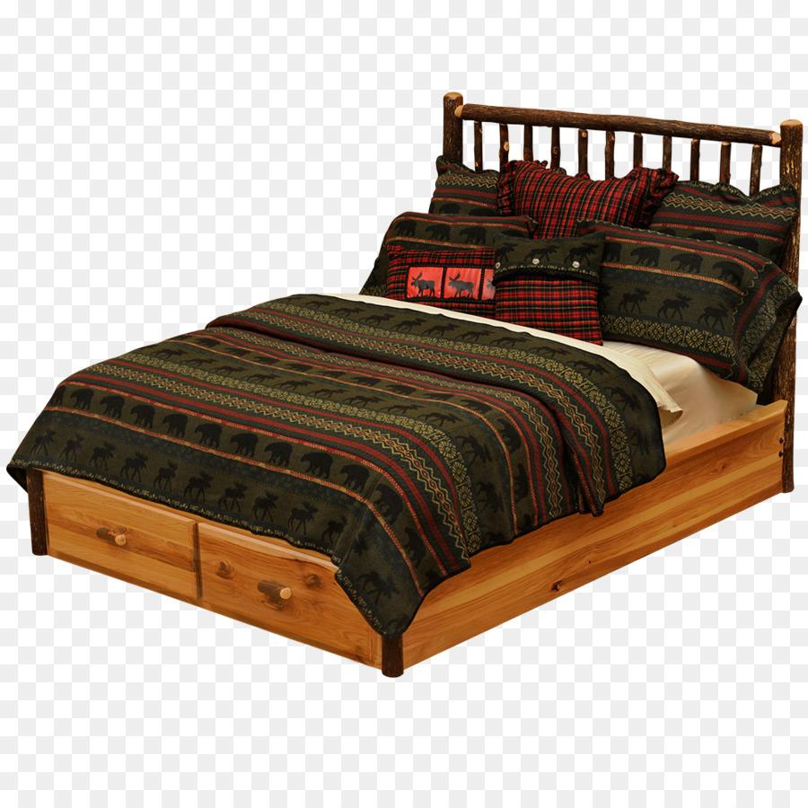 Plattform Bett
