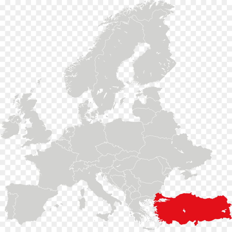 Europe World map Physische Karte - Turkish Van png download - 1230 ...