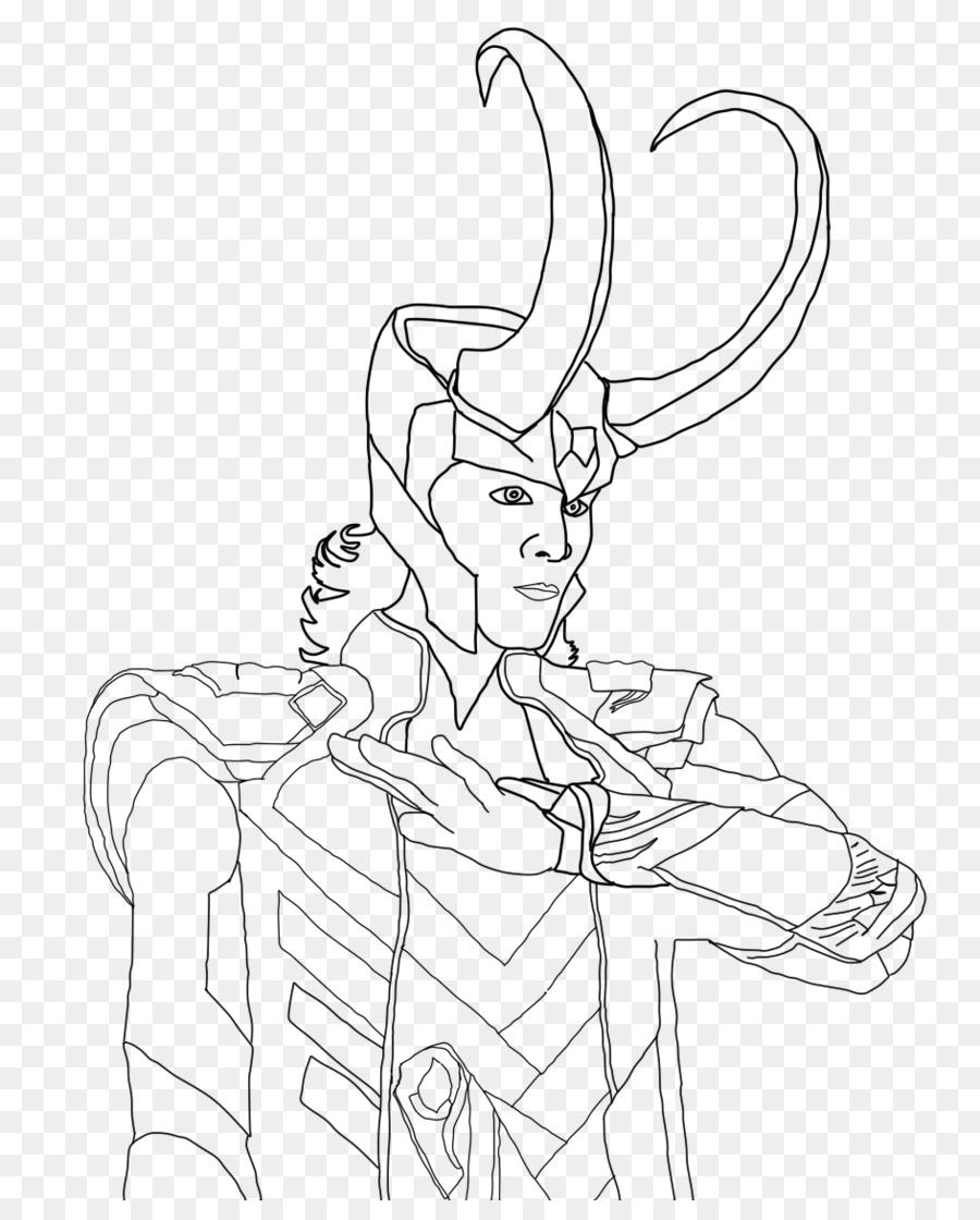 Loki Thor libro para Colorear de Iron Man, la Viuda Negra - loki png ...