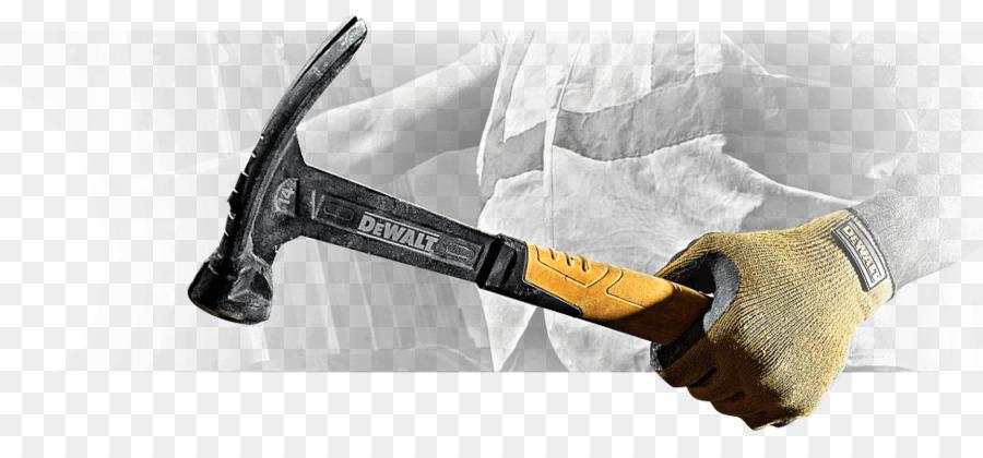 Framing hammer Hand tool DeWalt - Dewalt Screwdriver png download ...