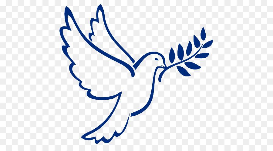Columbidae de Aves Palomas como símbolo de Paz símbolos de Luto ...