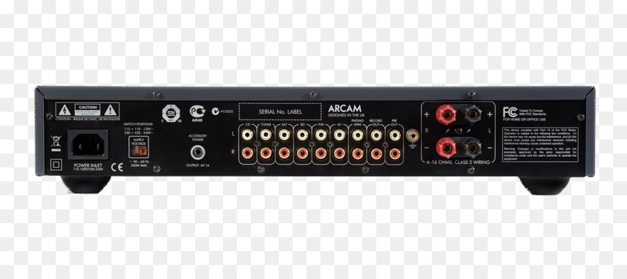 Audio Power Amplifier Arcam Fmj Ar Cambridge Ltd Yamaha A