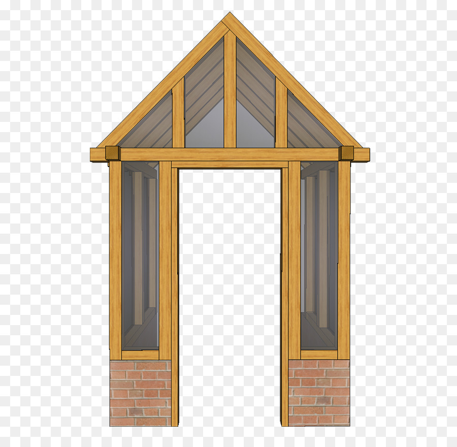 Window Timber framing Porch Shed Patio - window png download - 592 ...