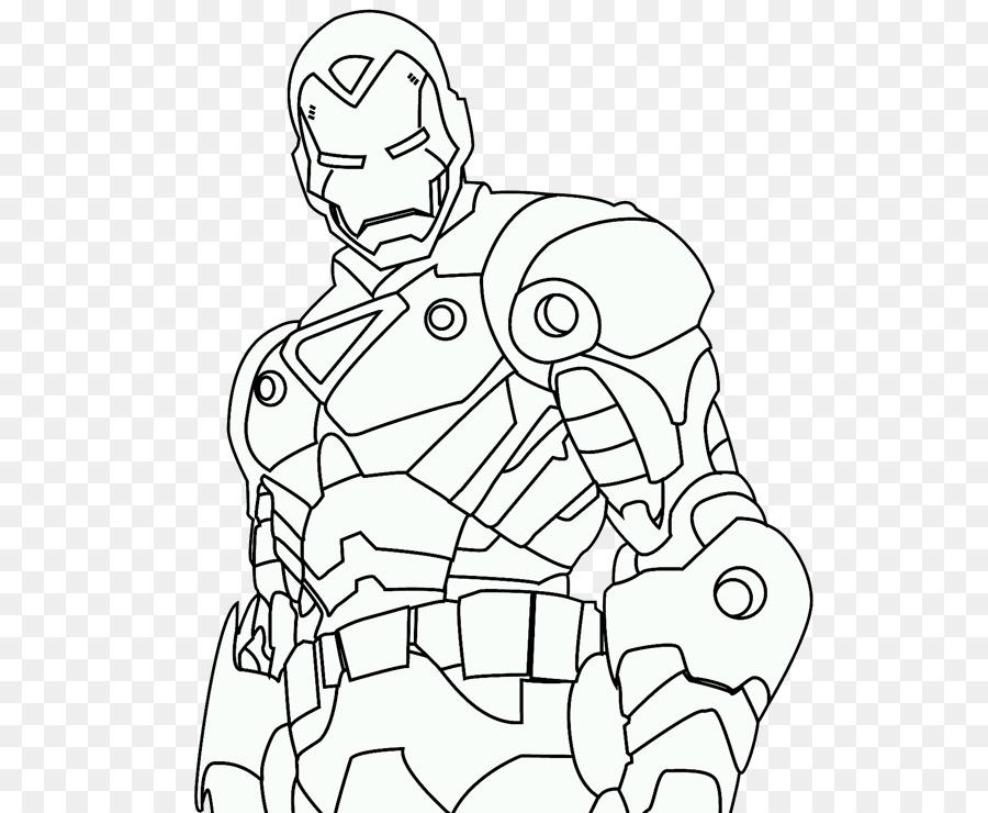 Iron Man libro para Colorear, Dibujo de Capitán América Superhéroe ...