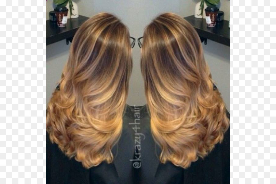 Brown Hair Human Hair Color Hairstyle Ombr Hair Highlighting Png