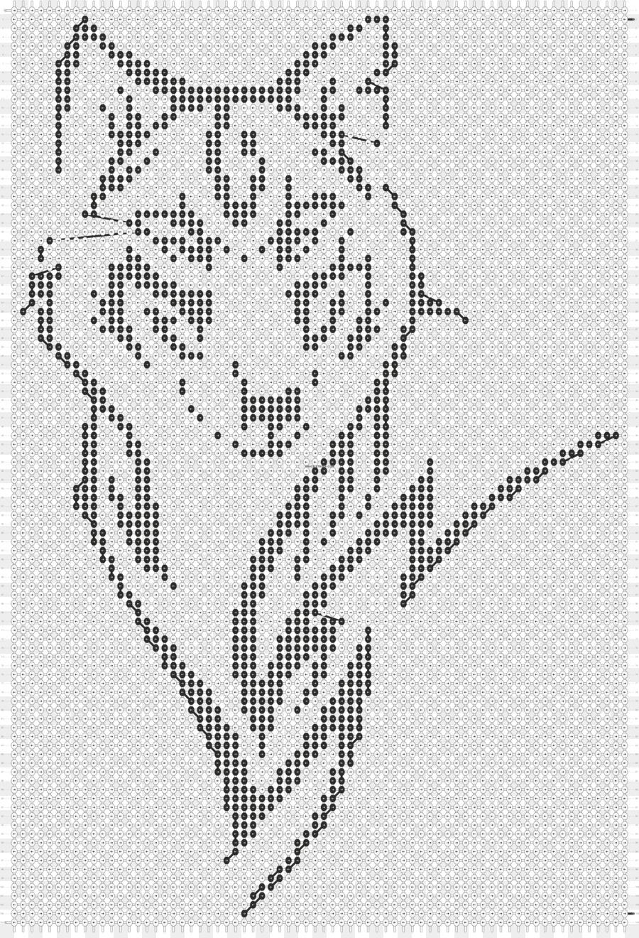 Sleeve tattoo Gray wolf - Filet Crochet 3756*5480 transprent Png ...