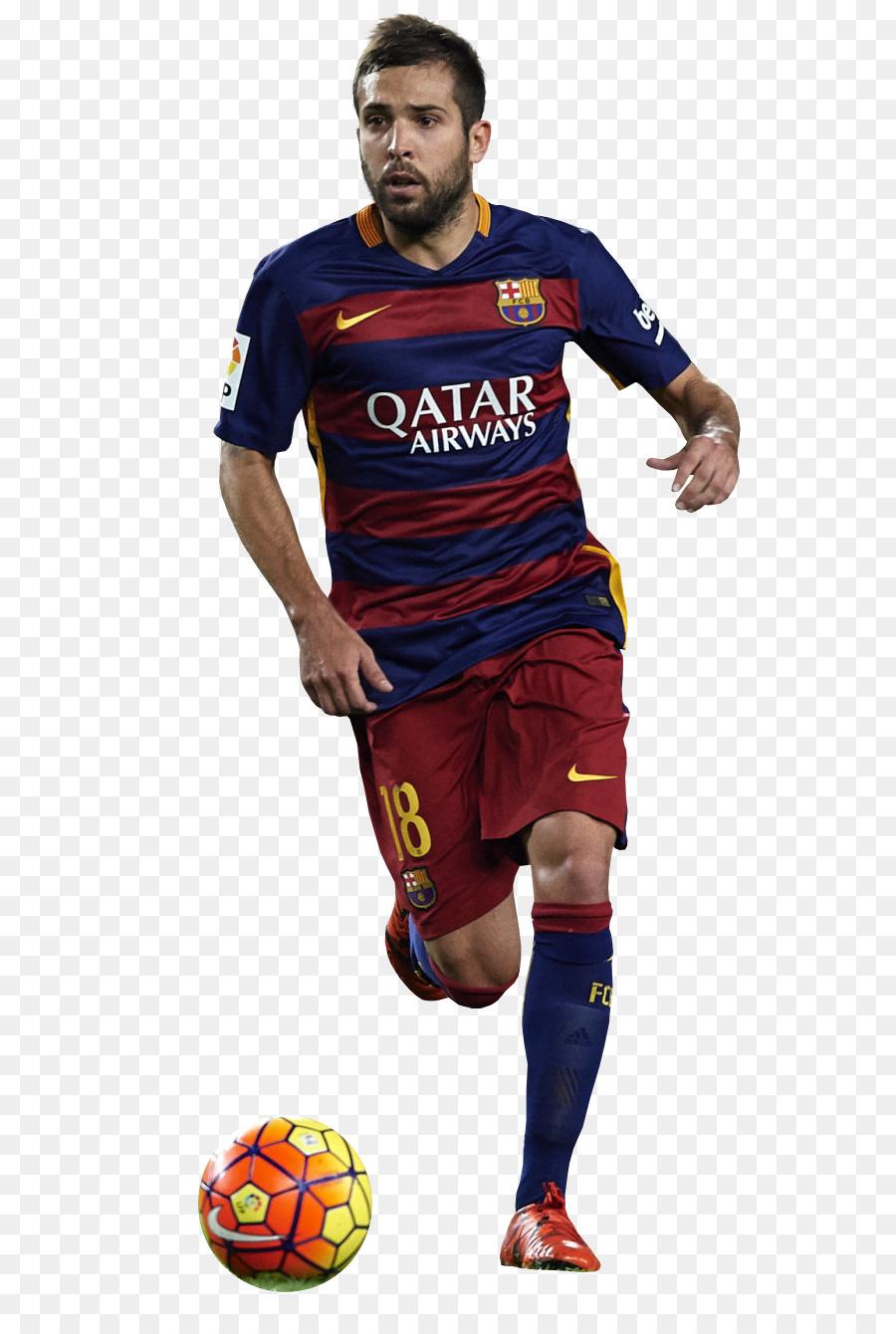 Camiseta FC Barcelona Jordi Alba