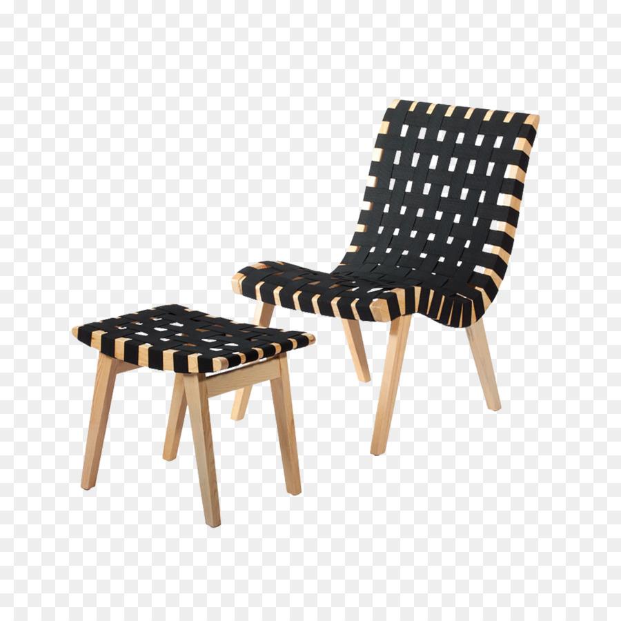 Eames Lounge Chair Sillón y Otomana Reposa Pies Chaise longue ...