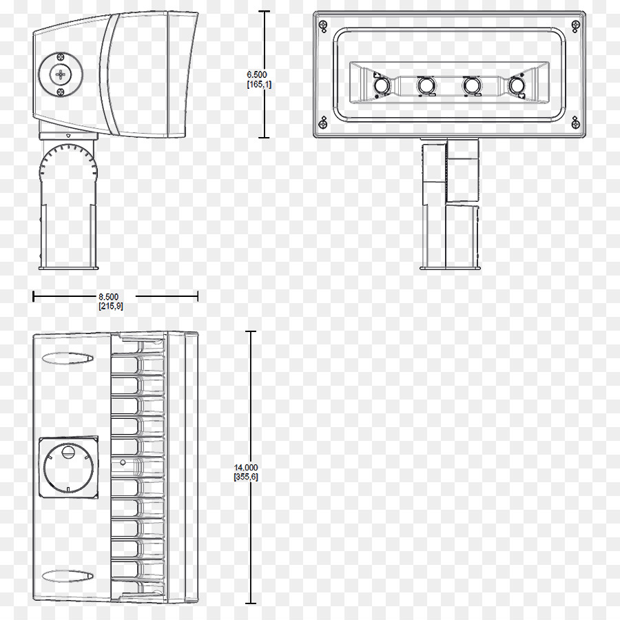 Wiring diagram Electrical Wires & Cable Passive infrared sensor Motion  Sensors - Operation Flood