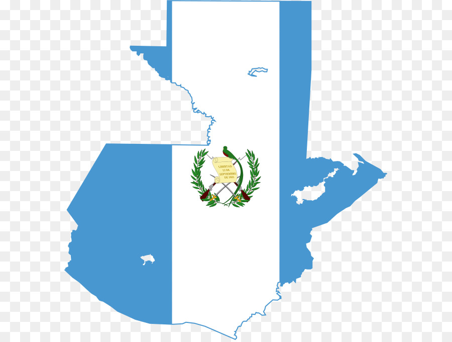 Flag of Guatemala File Negara Flag Map - map png download - 643*676 ...