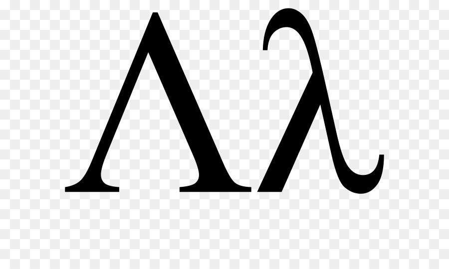 Lambda Greek Alphabet Letter Symbol Symbol Png Download 800533
