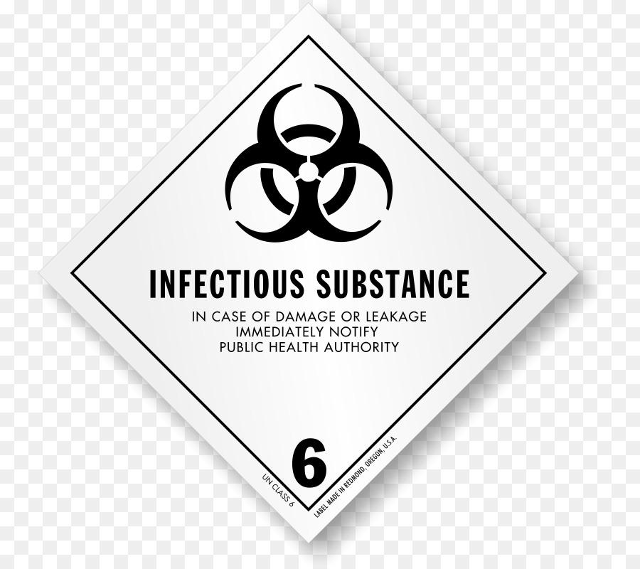 Dangerous Goods Chemical Substance Hazmat Class 6 Toxic And