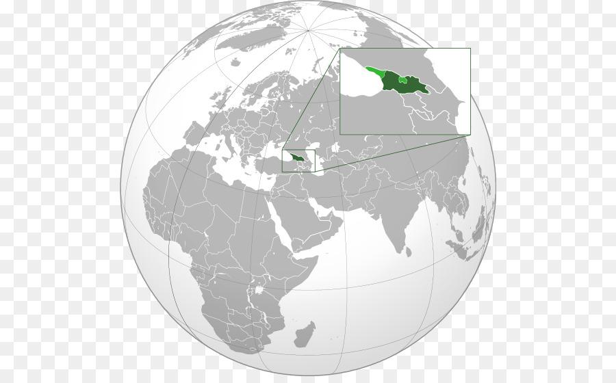Armenia World Map Globe Azerbaijan Globe Png Download 550 550