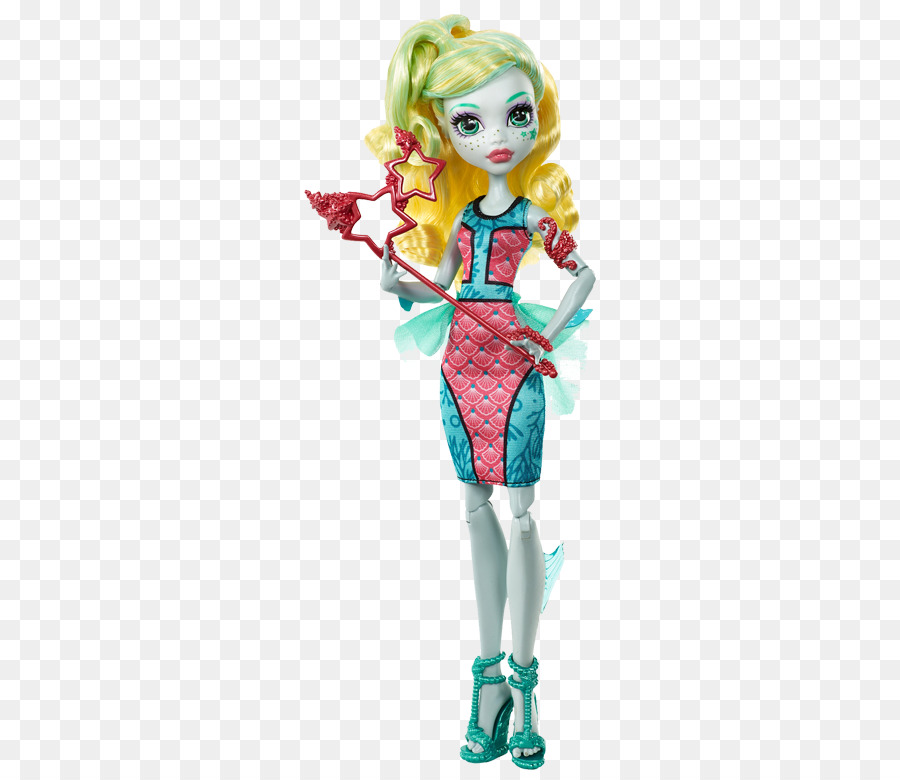 Bambola De Lagoona High Cleo Ghoul Blu Monster Nilo OX8wPkNn0