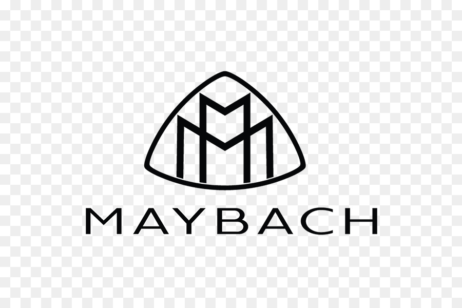maybach car mercedes-benz logo - maybach png download - 600*600