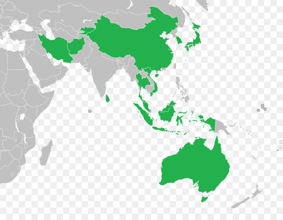 Peta Dunia Eurovision Asia Kontes Lagu Song Contest 2018 Gambar