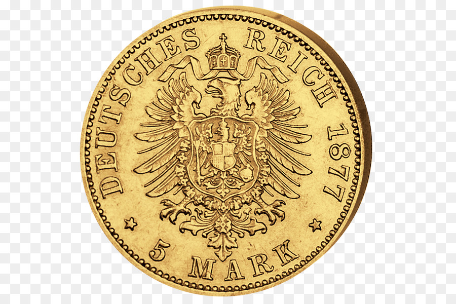 Gold Coin Gold Coin Costa Rican Coln Coin Png Download 600595