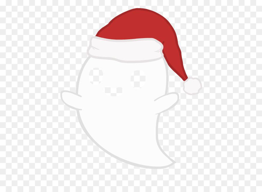 Cappello Di Babbo Natale Ornamento Di Natale Babbo Natale