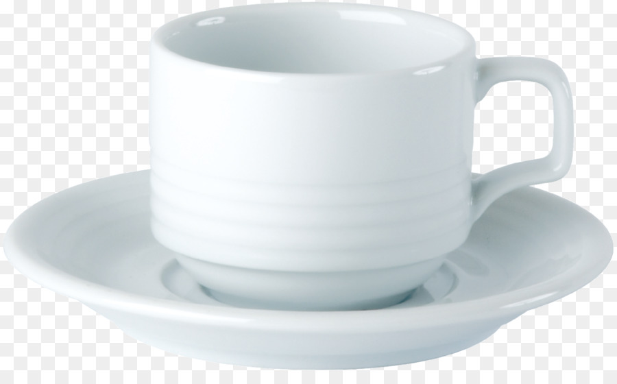 Coffee cup Tea Espresso Porcelain - Coffee png download - 1468*886 ...