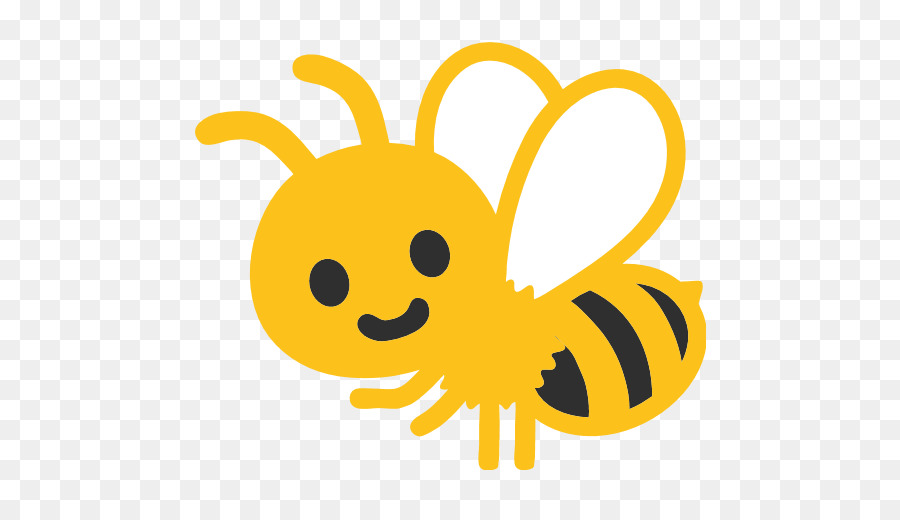 Bee Yellow png download - 512*512 - Free Transparent Bee png Download