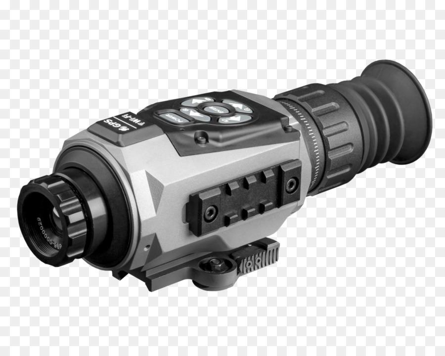 Thermal weapon sight zielfernrohr american technologies network