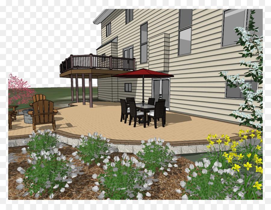 Backyard Landscaping Landscape Deck Design Png Download 4848 Magnificent Backyard Deck Design Property