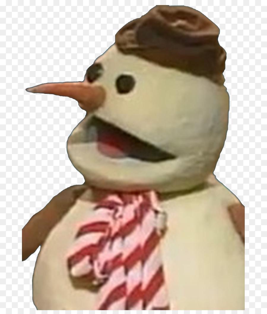 Kermit the Frog Fozzie Bear Miss Piggy Snowman The Muppets - snowman ...