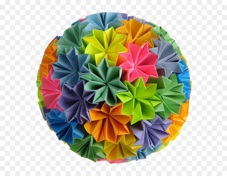 Paper Kusudama Modular Origami Stock Photography Kusudama Origami