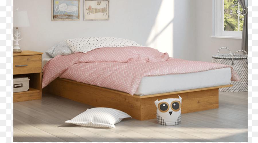 Marco de la cama de Colchón, las Sábanas de la Cama del Dormitorio ...