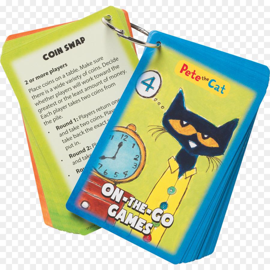 Pete el Gato de Papel Funky Felino Demco Cartel - Pete, Carros de ...