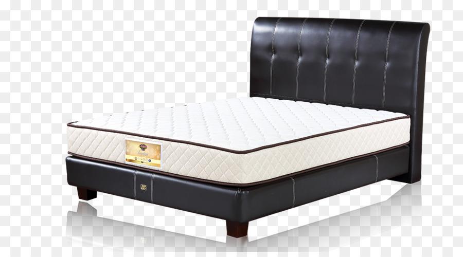 Bed frame Mattress King Koil Box-spring - Mattress png download ...