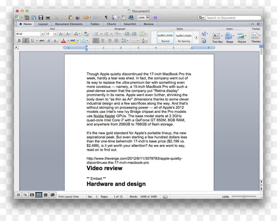 Mac Book Pro Template Microsoft Word Storyboard Microsoft Png