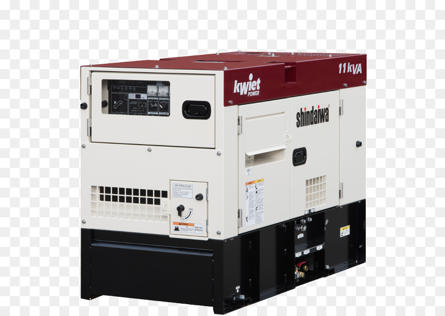 Shindaiwa Corporation Inventory Electric generator Sales