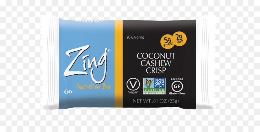 Snack Zing Bars Nutrition Energy Bar