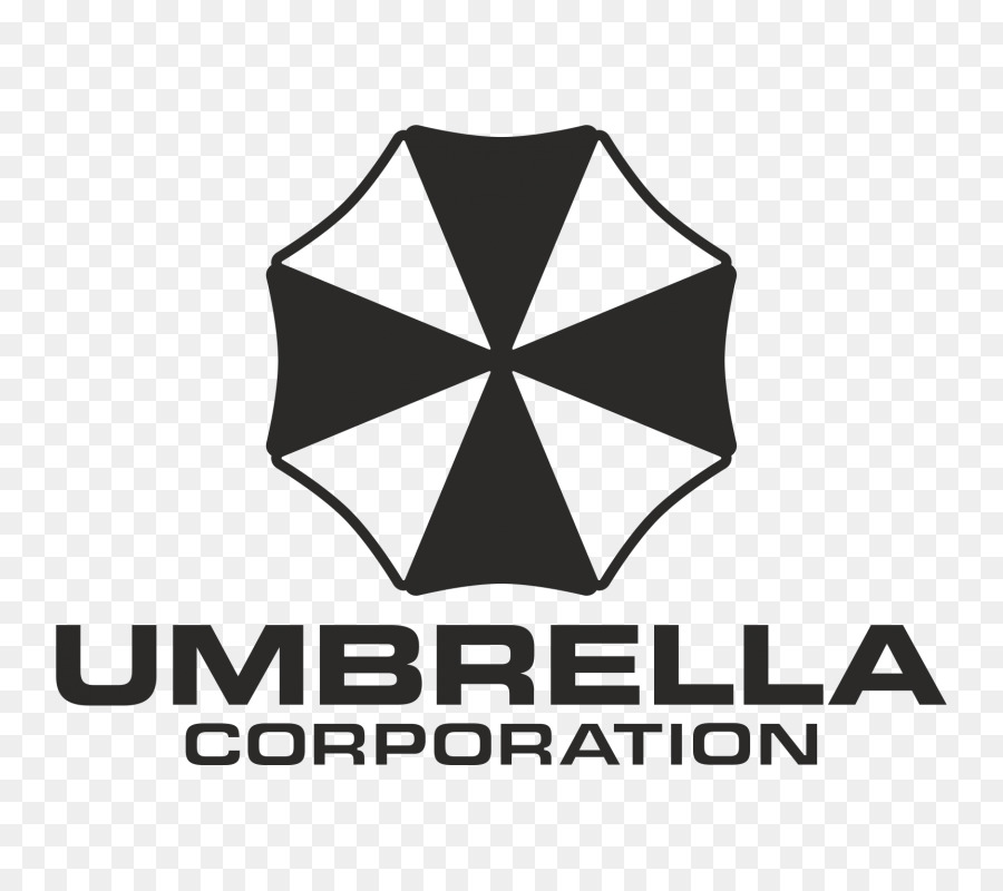 Regenschirm Corps Umbrella Corporation Aufkleber