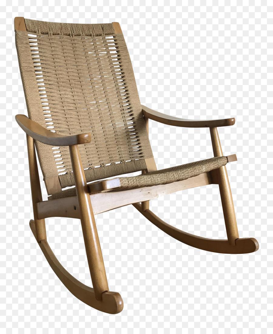 Rocking Chairs Mid Century Modern Danish Modern   Chair