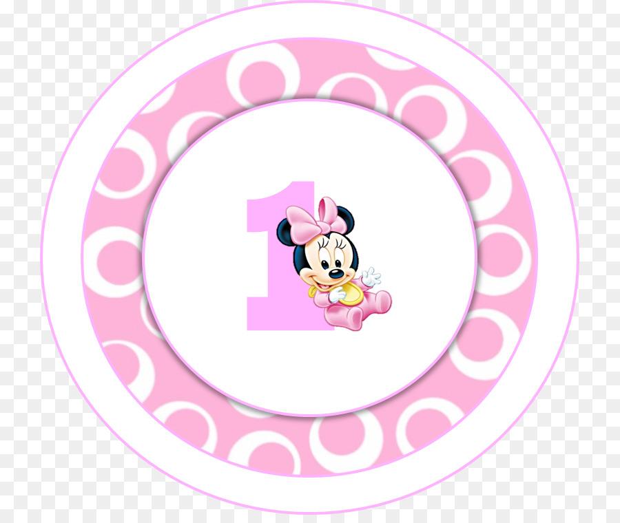 Minnie Mouse Mickey Mouse Bebé invitación de la Boda Convite - Bebé ...