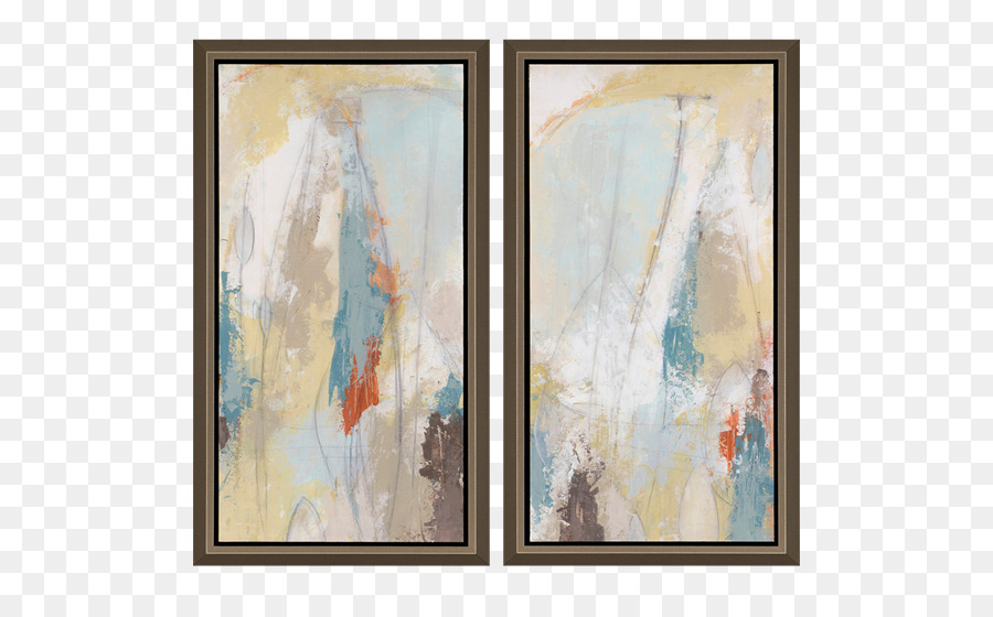 Painting Picture Frames Paper Acrylic Paint Plaster Painting Png