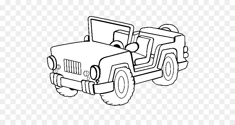 Jeep Grand Cherokee Car Coloring Book Jeep Wrangler Cars Coloring