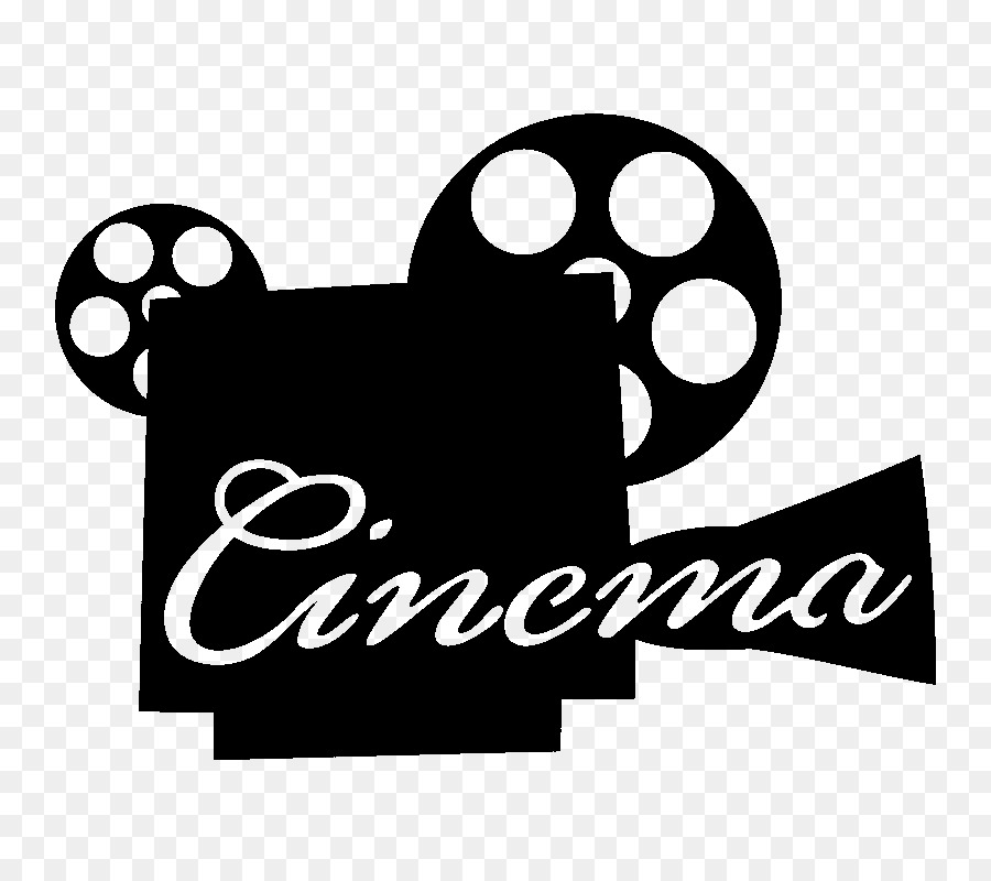 Wall decal Cinema Film Movie projector Mural Projector png