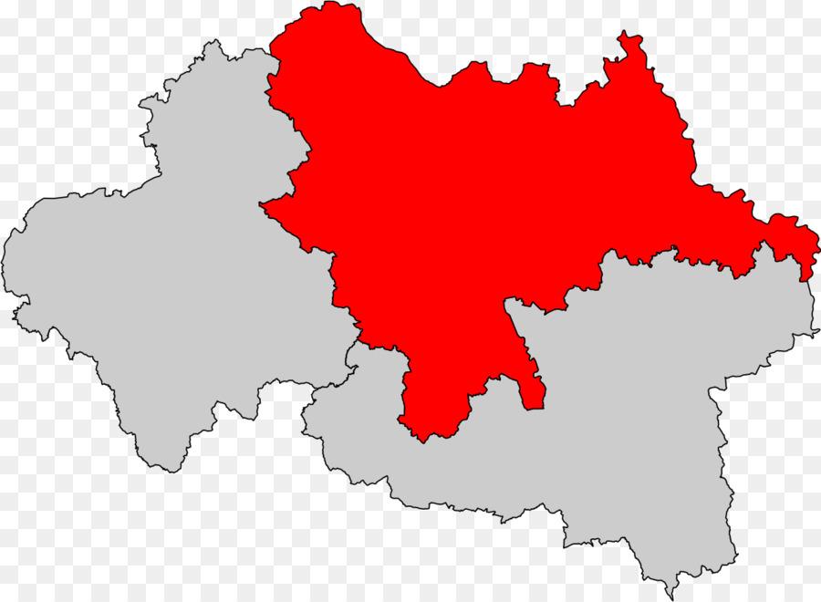 Moulins Vichy Peta Asia Tengah Hutan Troncais Unduh Merah Gambar
