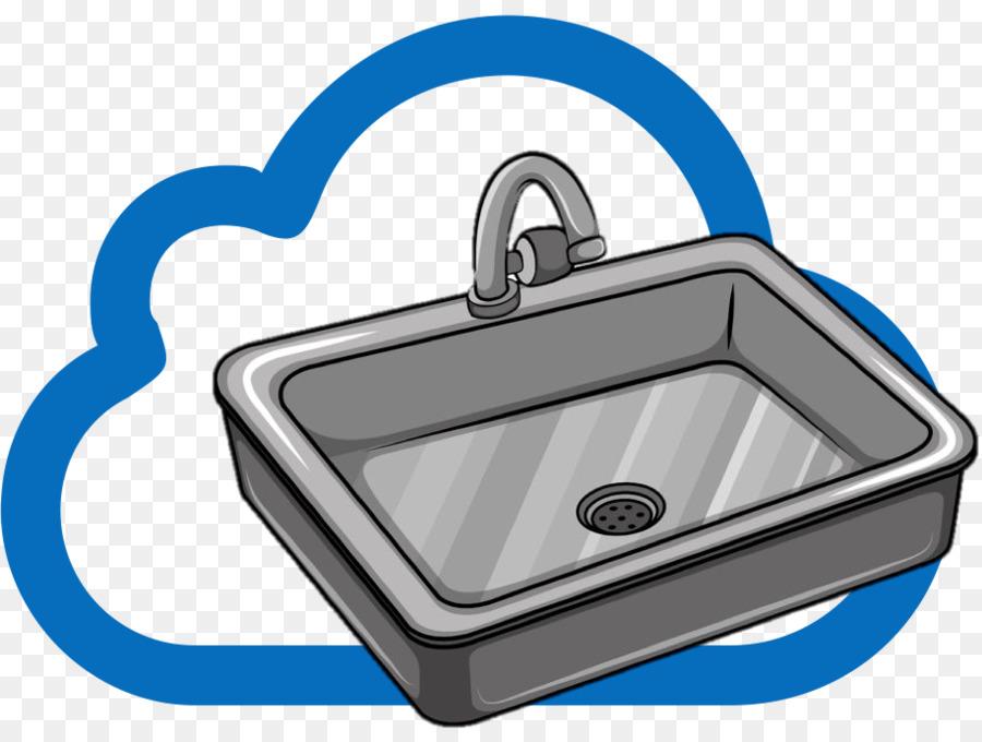 Tap Sink Kitchen Clip art - sink png download - 916*687 - Free ...