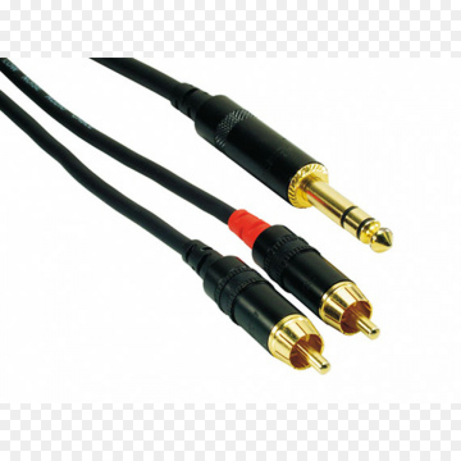Coaxial cable Speaker wire RCA connector Electrical connector ...