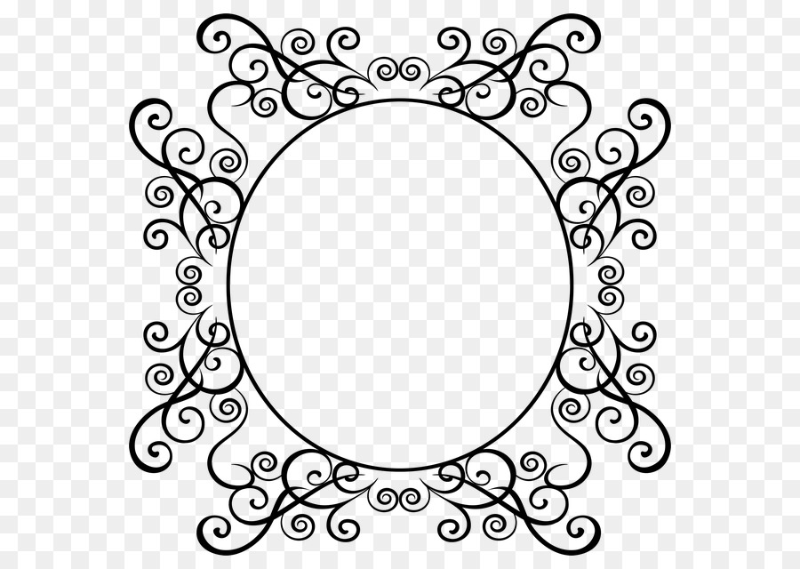 Borders and Frames Picture Frames Clip art - design png download ...