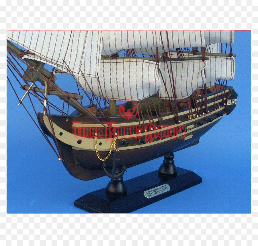 caravel uss constitution wooden ship model ship png download 853