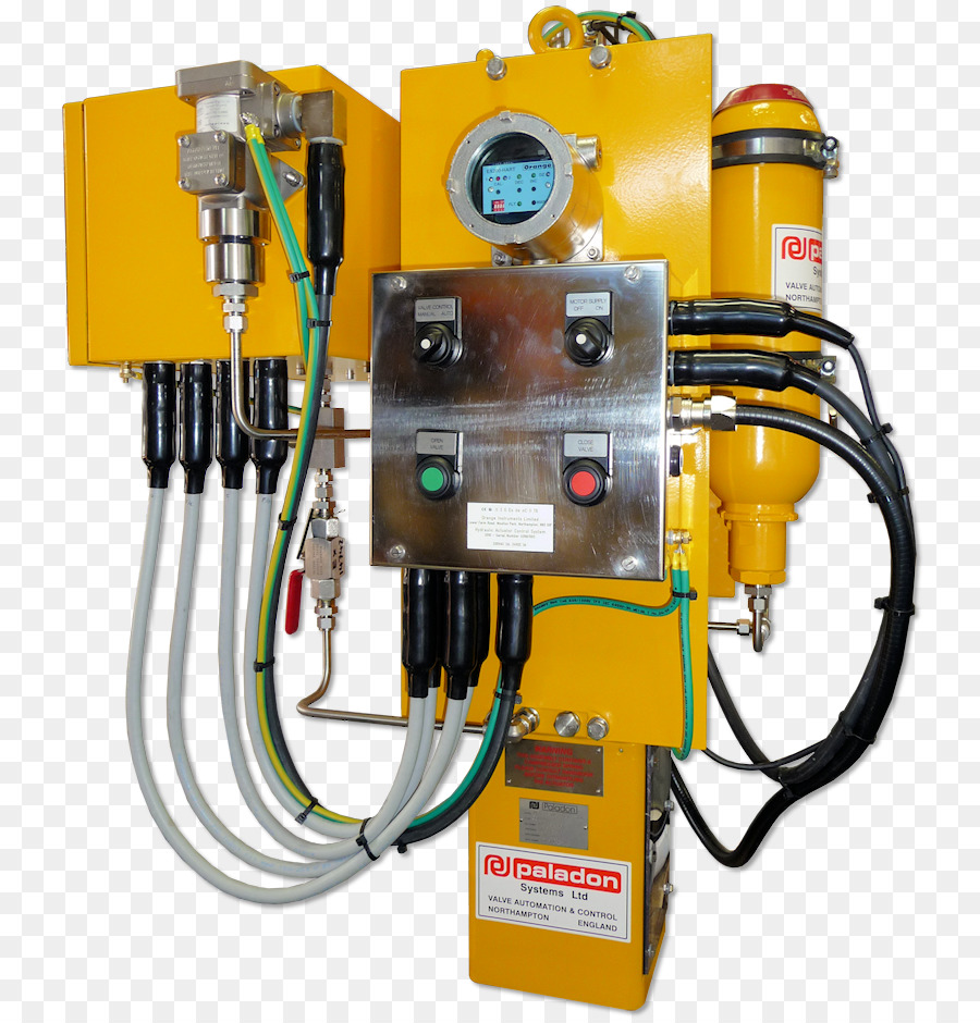Control system Hydraulic machinery Actuator - Proportional Myoelectric  Control