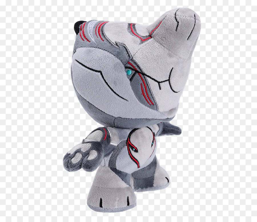 Warframe Excalibur Plush Loki Stuffed Animals Cuddly Toys Title