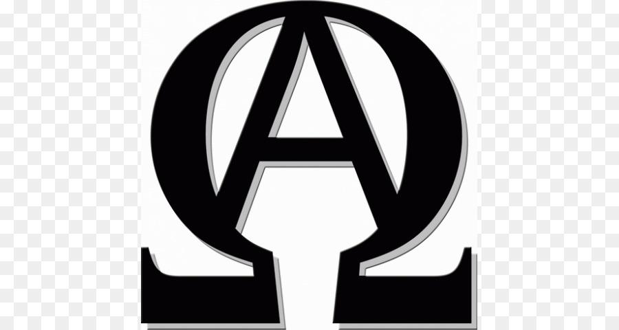 Alpha And Omega Christian Symbolism Sigil Symbol Png Download