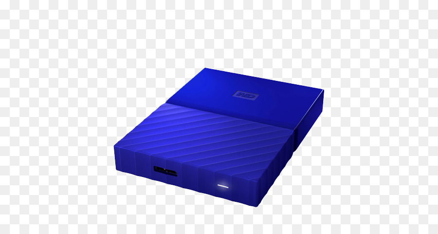 Wd My Passport Hdd Electric Blue png download - 536*479